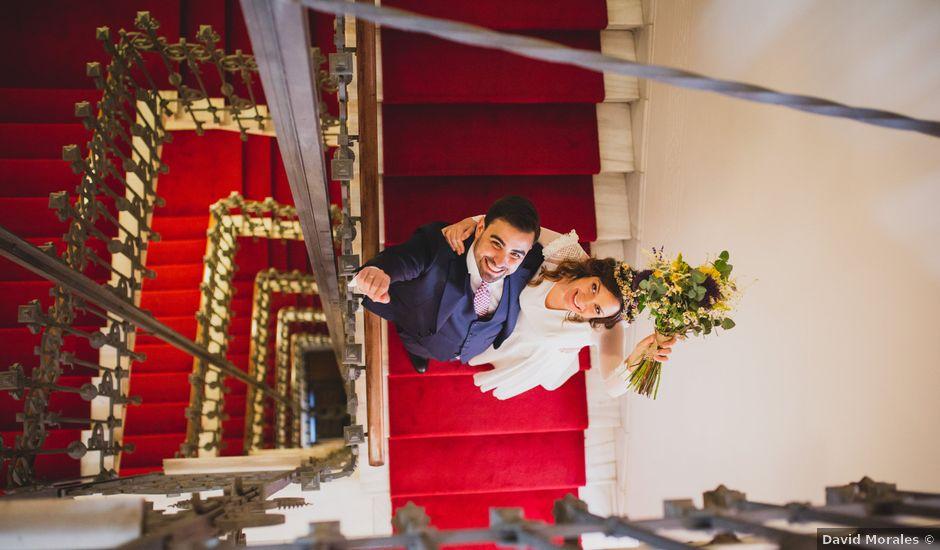 La boda de Javier y Alicia en Madrid, Madrid