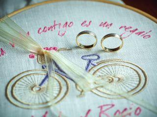 La boda de Rocio y Melo 1