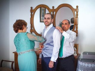 La boda de Rocio y Melo 2