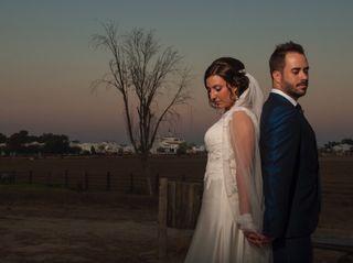 La boda de Carolina y Oscar 3