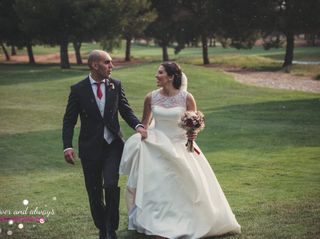 La boda de Macarena y Edu 1