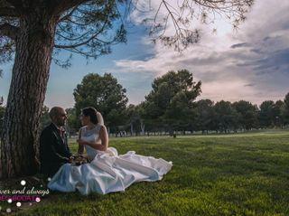 La boda de Macarena y Edu 2