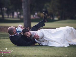 La boda de Macarena y Edu