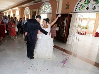 La boda de Carmen y Javi