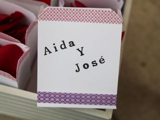 La boda de Aida y Jose 3