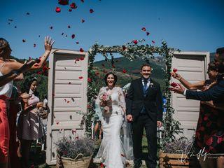 La boda de Ismael y Ana 1