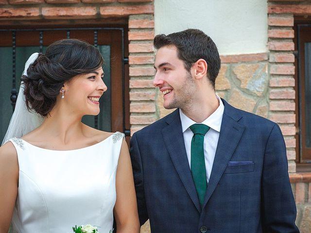 La boda de Melo y Rocio en Almería, Almería 11