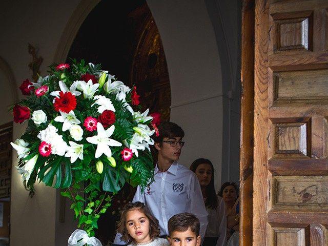 La boda de Melo y Rocio en Almería, Almería 12