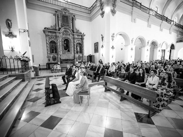 La boda de Melo y Rocio en Almería, Almería 14