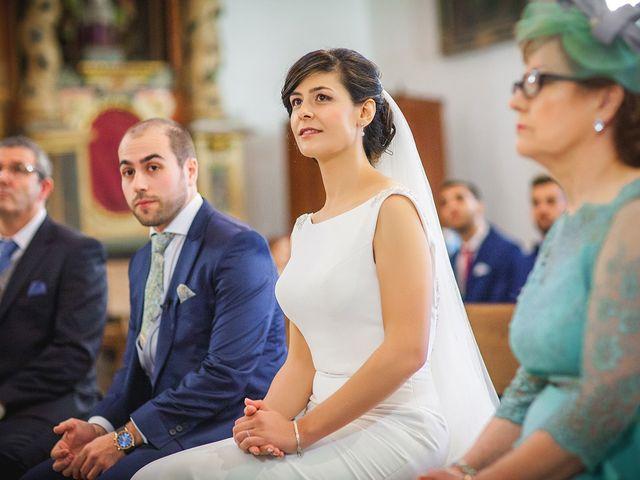 La boda de Melo y Rocio en Almería, Almería 15