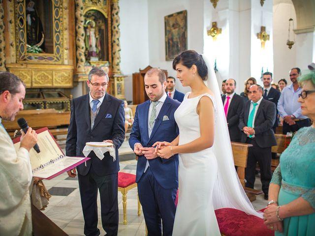 La boda de Melo y Rocio en Almería, Almería 16
