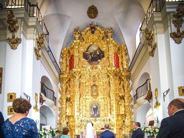 La boda de Melo y Rocio en Almería, Almería 17