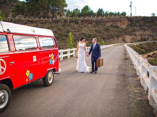 La boda de Melo y Rocio en Almería, Almería 19