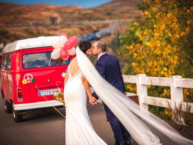 La boda de Melo y Rocio en Almería, Almería 22