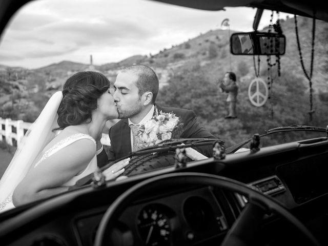 La boda de Melo y Rocio en Almería, Almería 23