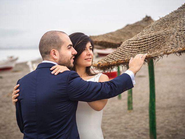 La boda de Melo y Rocio en Almería, Almería 27