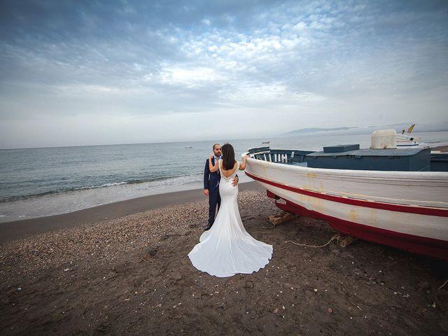 La boda de Melo y Rocio en Almería, Almería 28