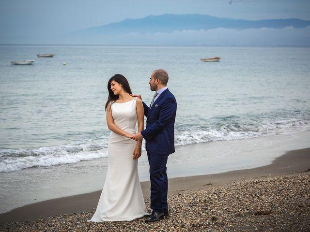 La boda de Melo y Rocio en Almería, Almería 30