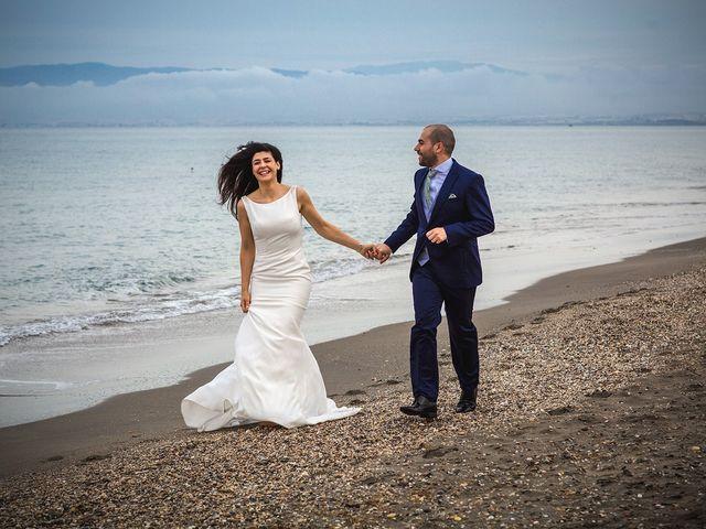 La boda de Melo y Rocio en Almería, Almería 31