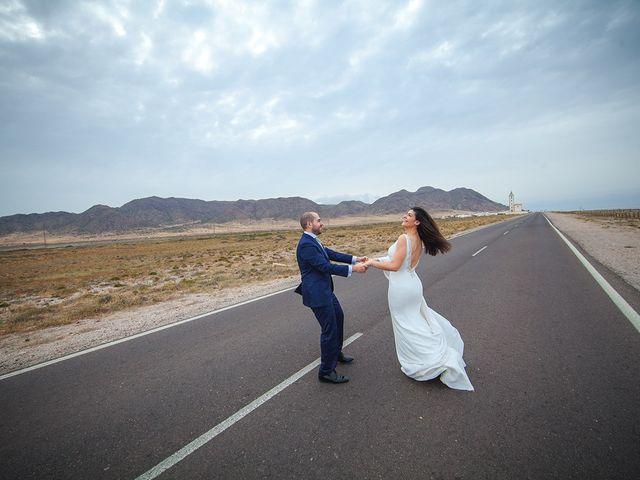 La boda de Melo y Rocio en Almería, Almería 33