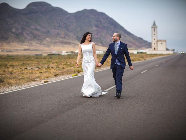 La boda de Melo y Rocio en Almería, Almería 34