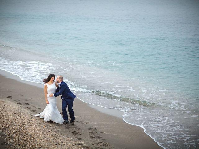 La boda de Melo y Rocio en Almería, Almería 37