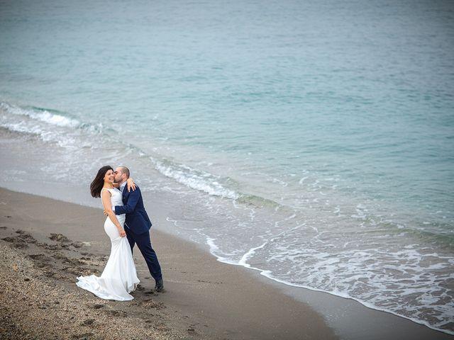 La boda de Melo y Rocio en Almería, Almería 38