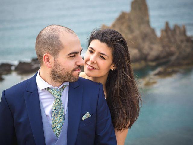 La boda de Melo y Rocio en Almería, Almería 41
