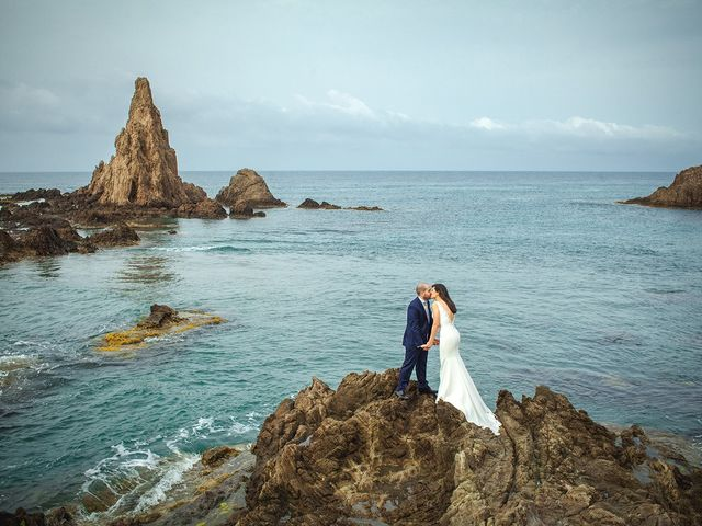 La boda de Melo y Rocio en Almería, Almería 42