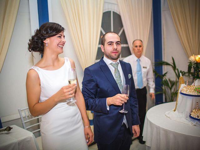 La boda de Melo y Rocio en Almería, Almería 46