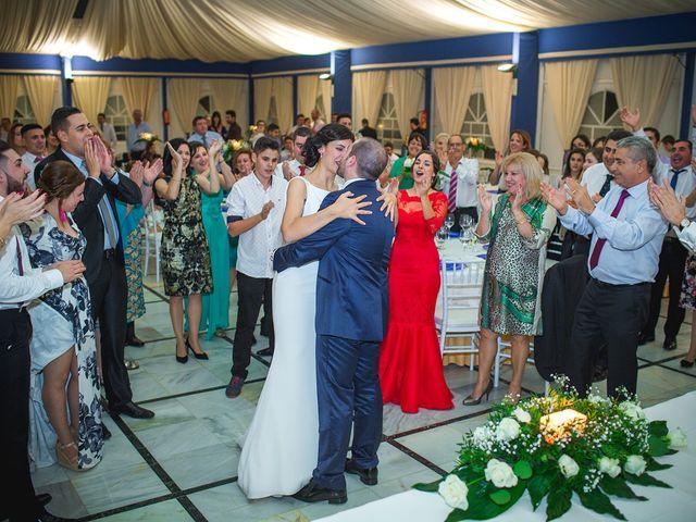 La boda de Melo y Rocio en Almería, Almería 48