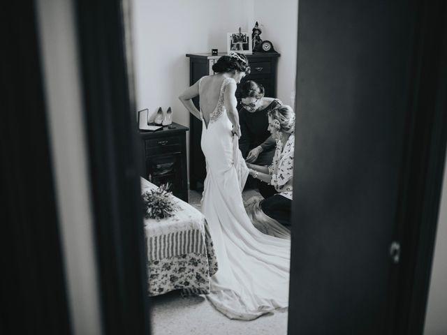 La boda de Pepe y Elena en Lora Del Rio, Sevilla 19