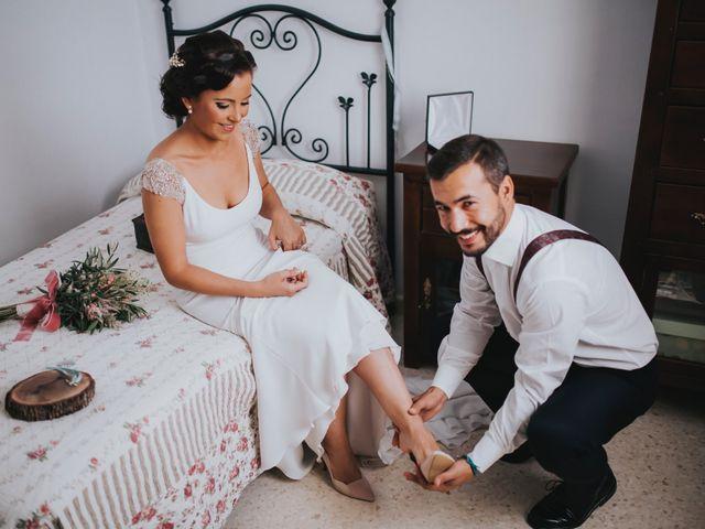 La boda de Pepe y Elena en Lora Del Rio, Sevilla 23