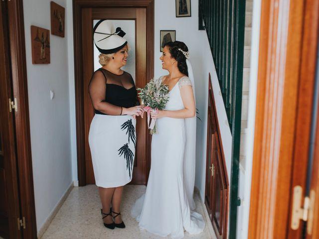 La boda de Pepe y Elena en Lora Del Rio, Sevilla 36