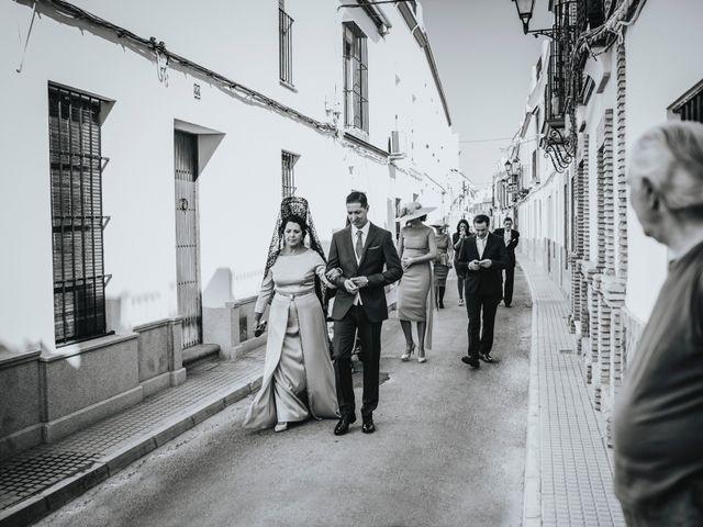 La boda de Pepe y Elena en Lora Del Rio, Sevilla 38