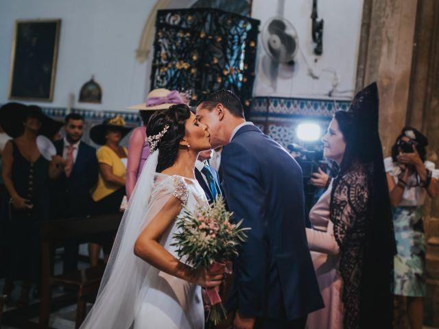 La boda de Pepe y Elena en Lora Del Rio, Sevilla 43