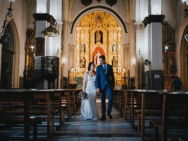 La boda de Pepe y Elena en Lora Del Rio, Sevilla 49