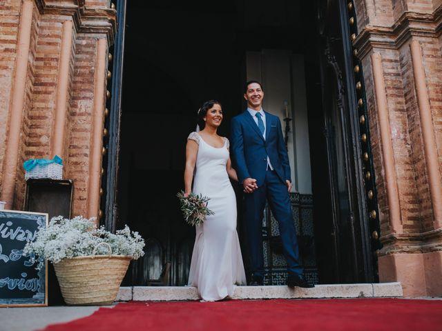 La boda de Pepe y Elena en Lora Del Rio, Sevilla 50