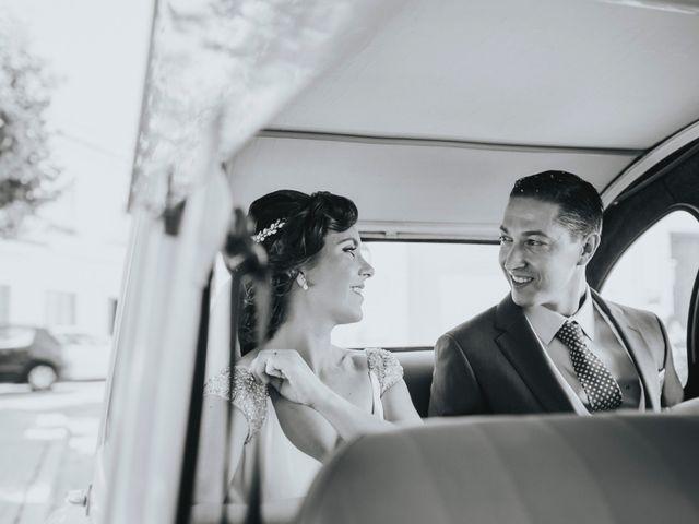 La boda de Pepe y Elena en Lora Del Rio, Sevilla 1