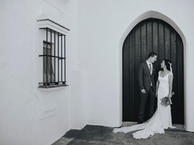 La boda de Pepe y Elena en Lora Del Rio, Sevilla 56