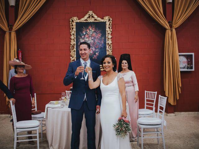 La boda de Pepe y Elena en Lora Del Rio, Sevilla 77