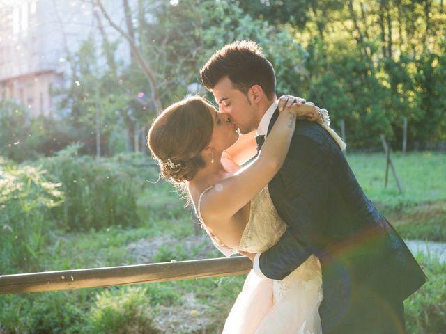 La boda de Goretti y Dani