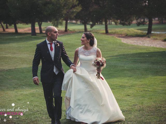 La boda de Edu y Macarena en Bétera, Valencia 1