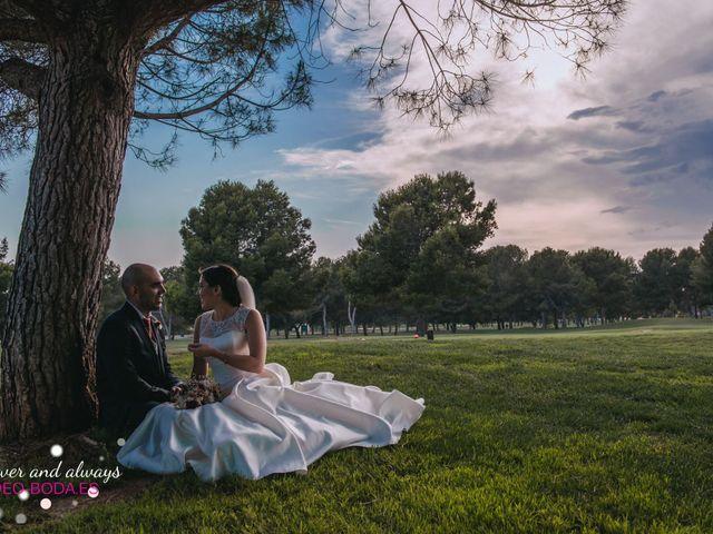 La boda de Edu y Macarena en Bétera, Valencia 2