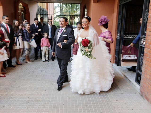 La boda de Javi y Carmen en Espartinas, Sevilla 7