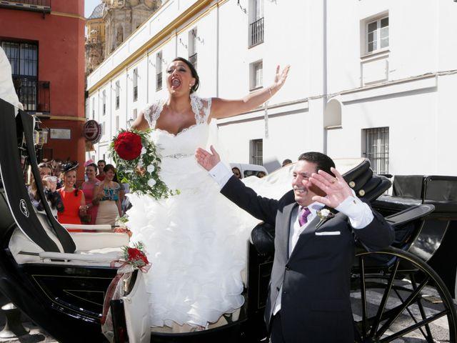 La boda de Javi y Carmen en Espartinas, Sevilla 8