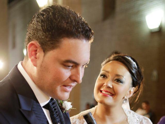La boda de Javi y Carmen en Espartinas, Sevilla 9