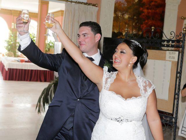 La boda de Javi y Carmen en Espartinas, Sevilla 10
