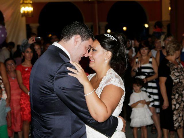 La boda de Javi y Carmen en Espartinas, Sevilla 13