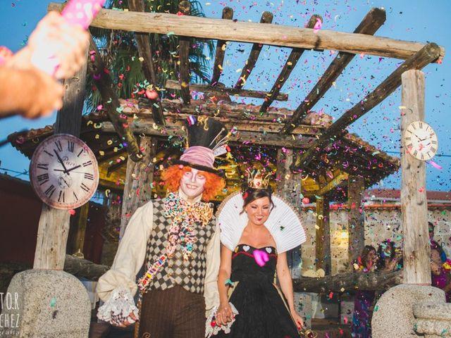 La boda de Fernan y Lola  en Brozas, Cáceres 3